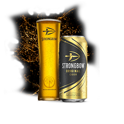 Strongbow Cider 24x440ml Can