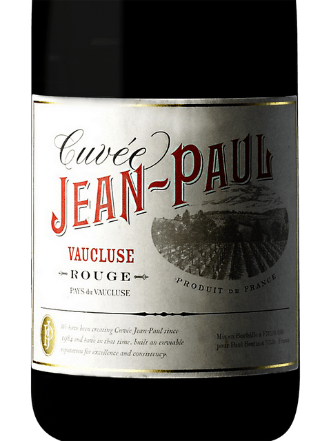Cuvee Jean Paul Red Litre