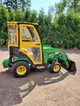 CTC Model X4750 - Front End Loader