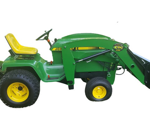 CTC Model 4200 - Front End Loader