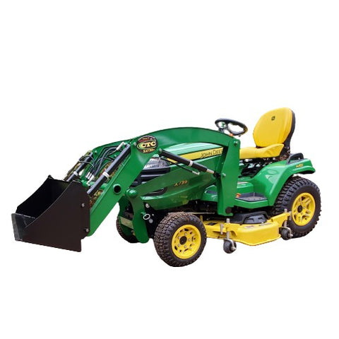 CTC Model X4750+ - Front End Loader