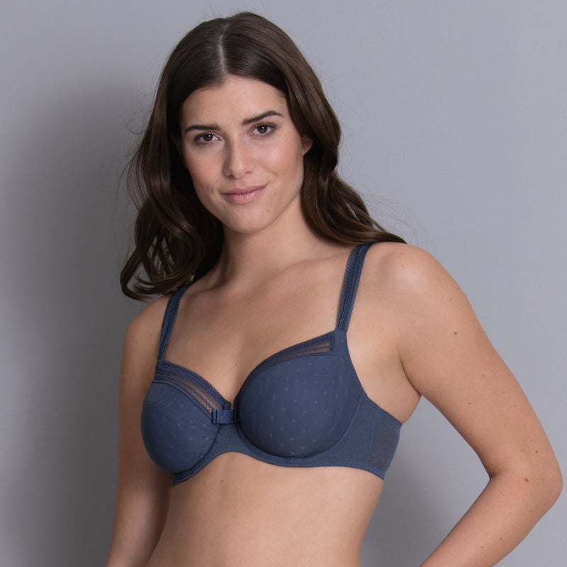 Anita Emily Underwired Bra - Moonlight Blue