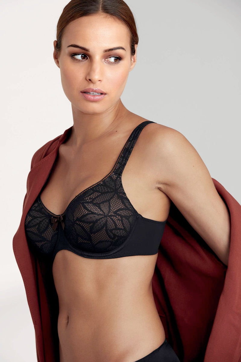 Anita Selena Underwired Bra -  Black
