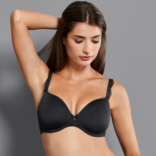 Anita Selma Underwired Bra with Spacer Cups - Black