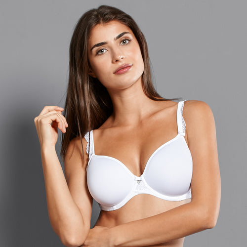 Anita Selma Underwired Bra with Spacer Cups - White