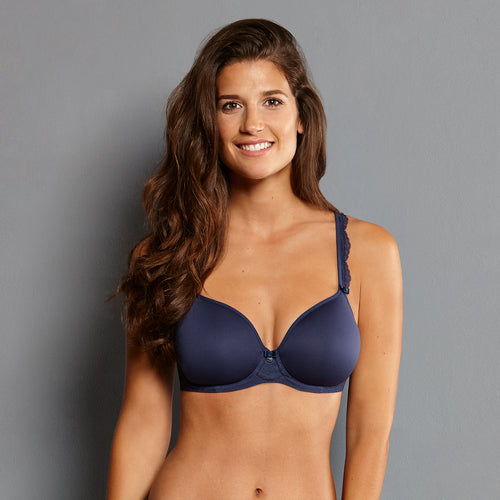 Anita Selma Underwired Bra with Spacer Cups - Patriot Blue