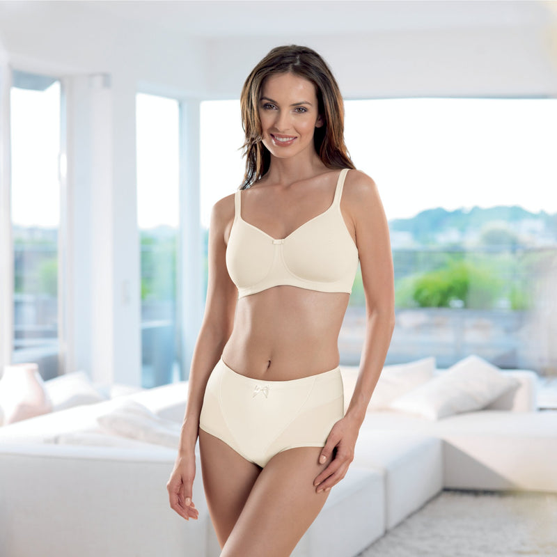 Anita Tonya Post Mastectomy Bra with Padded Cups - Champagne