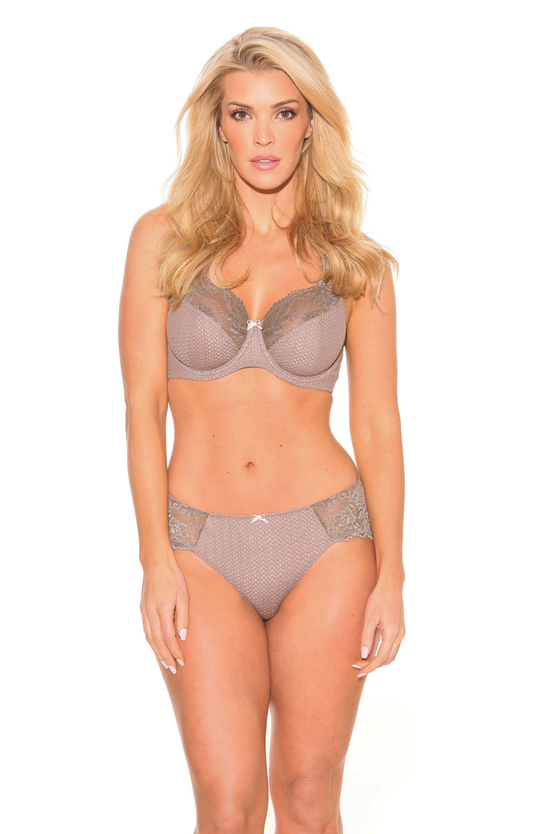 FFY Bra - Serena Lace in Taupe