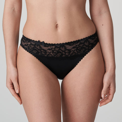 Prima Donna Rio Briefs - Couture (Black)
