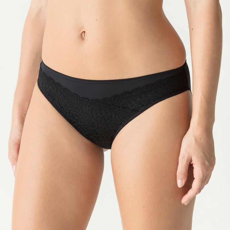 Prima Donna Rio Briefs - Twist I Do (Black)