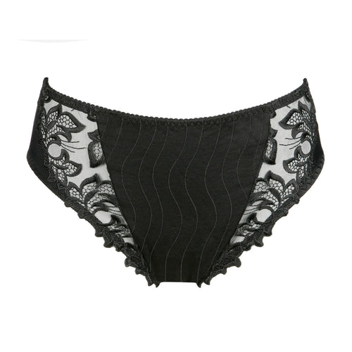 Prima Donna Full Briefs - Deauville (Black)
