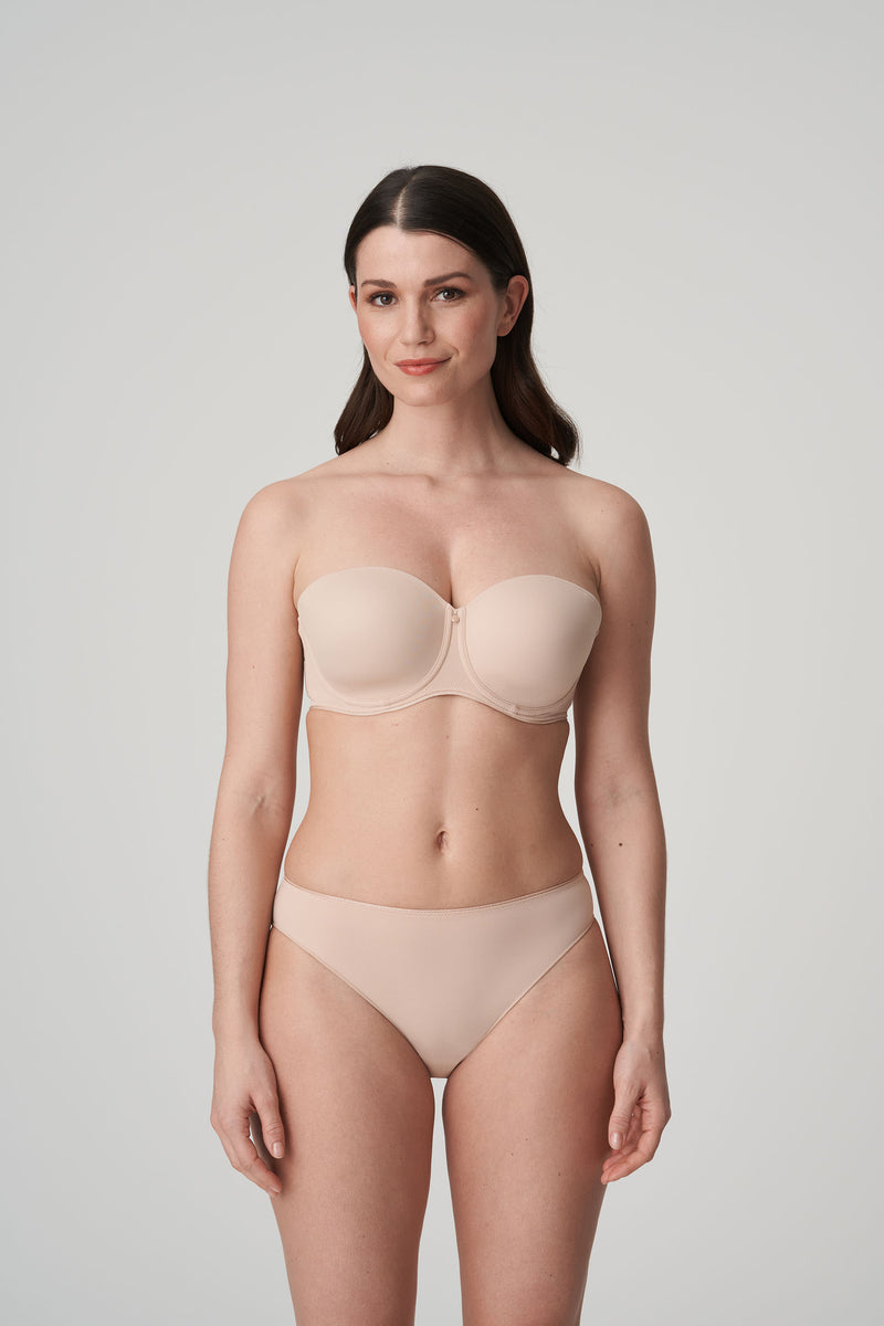 Prima Donna Padded Bra Strapless - Perle