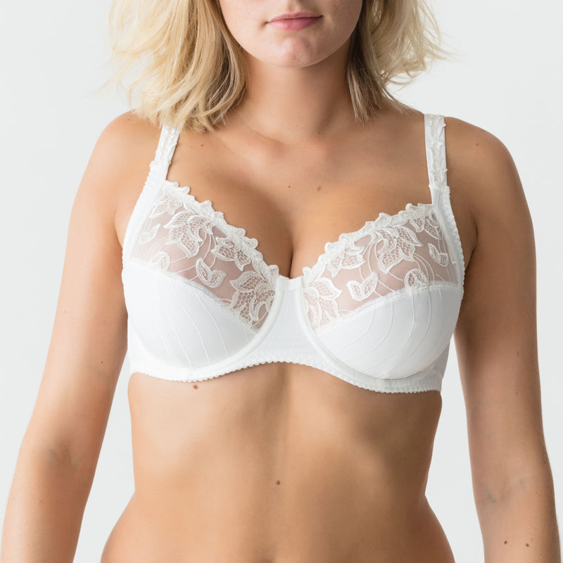Prima Donna Full Cup Wire Bra - Deauville - Natural