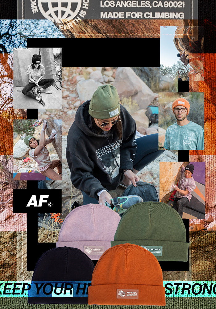 Artifact Climbing Collection 1 Drop 2 Lookbook Sunny Daze Long Sleeve