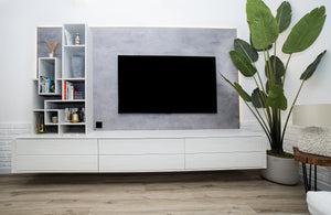5 Modern Ideas For A Custom-made Tv Cabinet