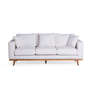 Pearl 3 Seater Sofa-PineTreeLane