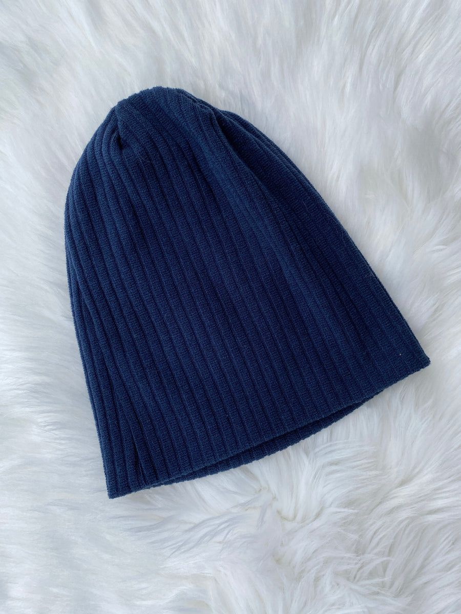 Heather Solid Beanie
