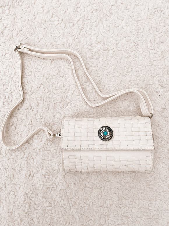 Dream Weaver Wallet Crossbody Bag