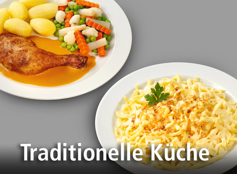 Traditionelle Küche