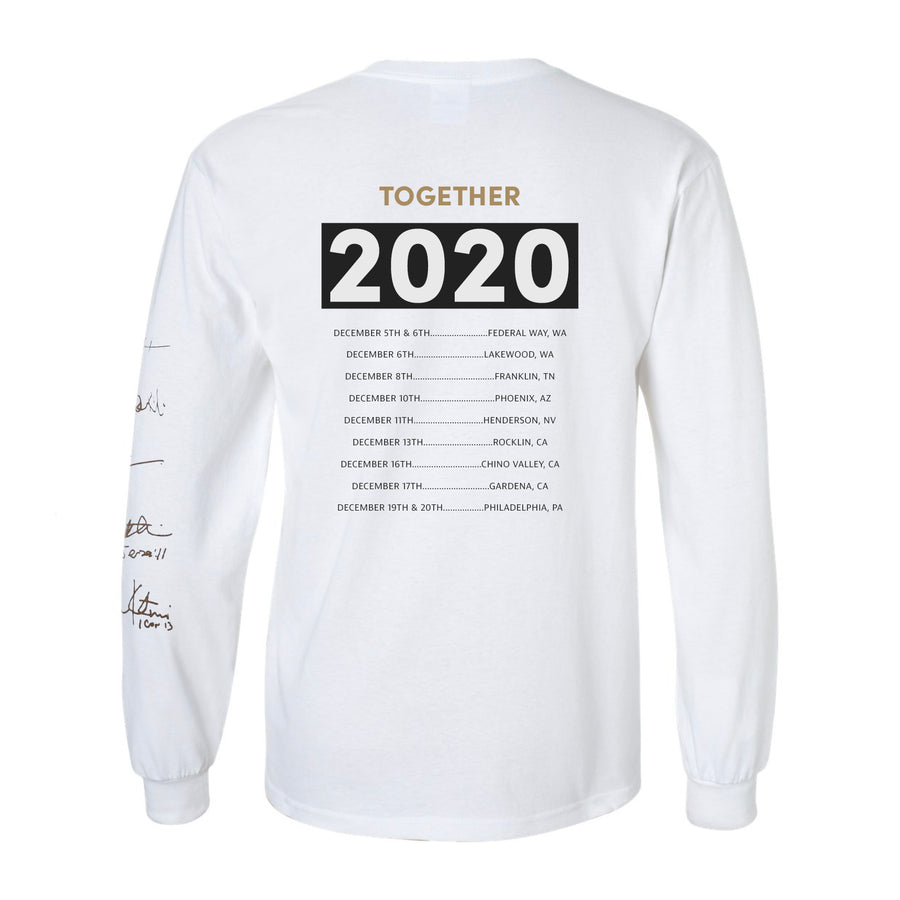 Together Tour Long Sleeve Tee