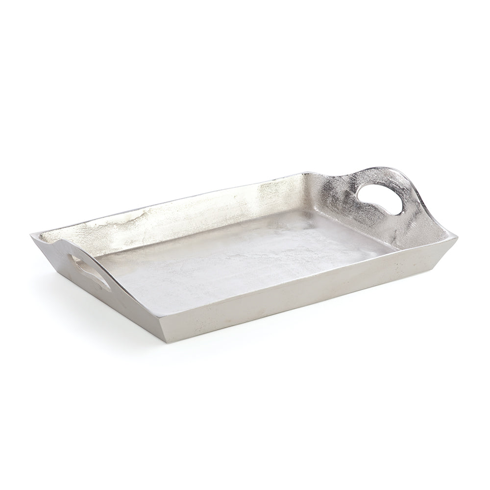 HALSTON RECTANGULAR TRAY WITH HANDLES 19
