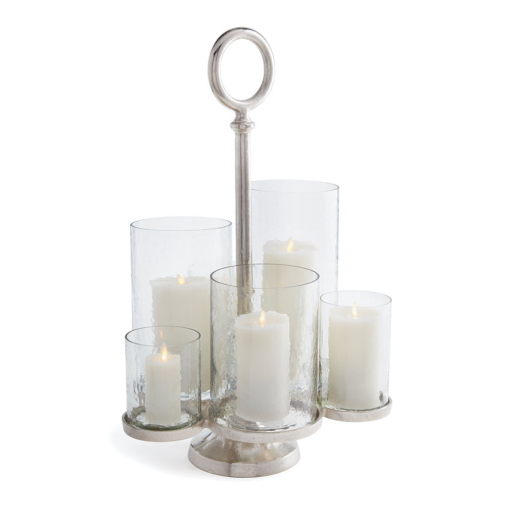MARNI 6-CANDLE HOLDER