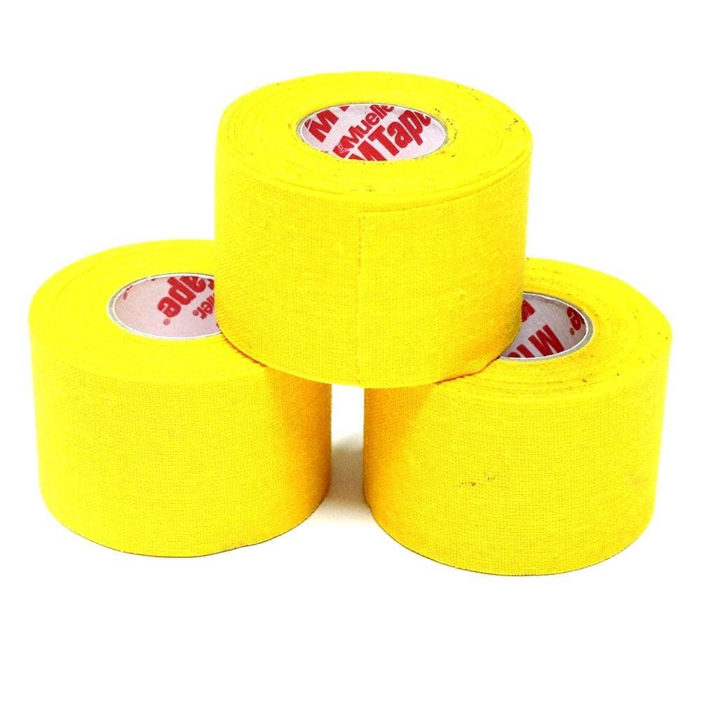 MTape® Athletic Tape- Amarillo ( rollo individual) - StockBJJ
