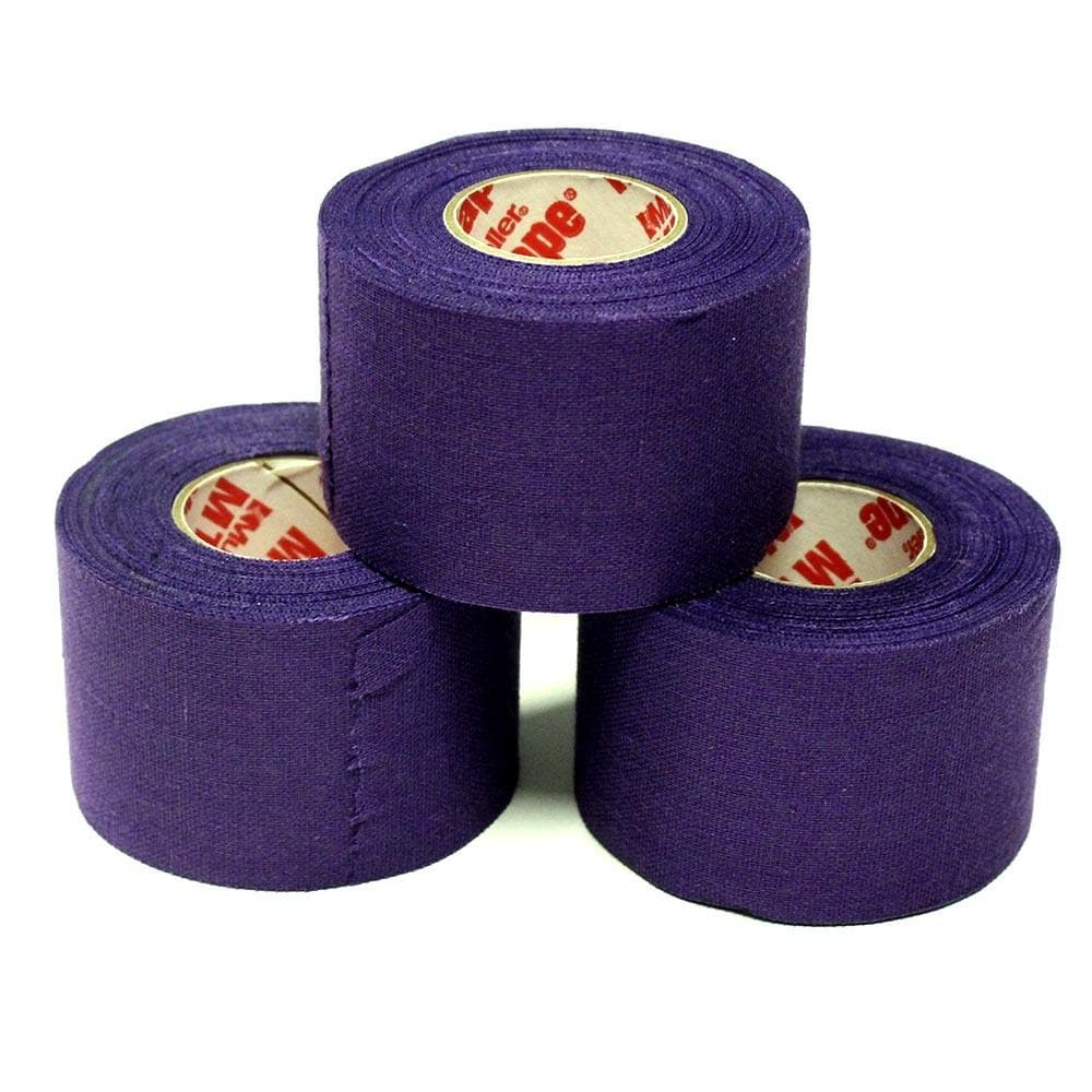 MTape® Athletic Tape - violet (rouleau unique) - StockBJJ