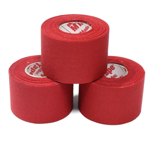 MTape® Athletic Tape- Vermelho (single roll)
