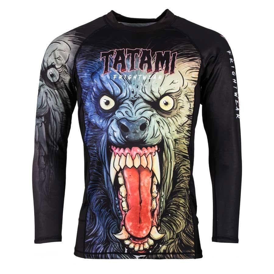 Werewolf Rash Guard - StockBJJ