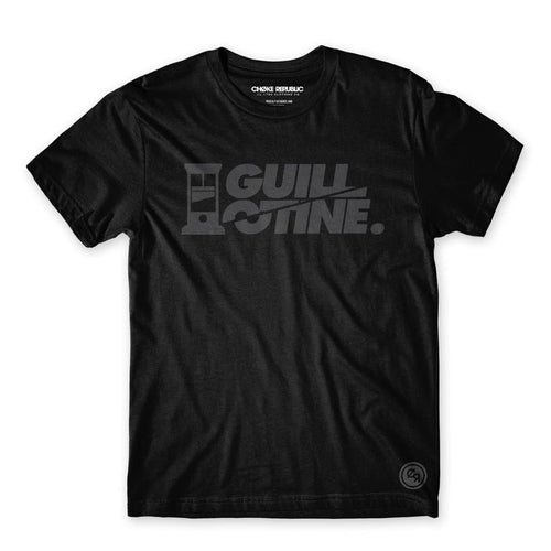 Guillotine T-Shirt - Black