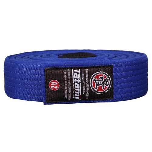 Tatami Adult BJJ Rank Belts - Blue