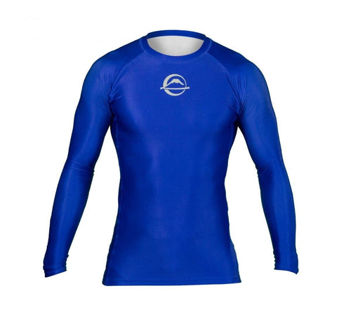 Rashguard Fuji Sports Baseline Ranked - Blue