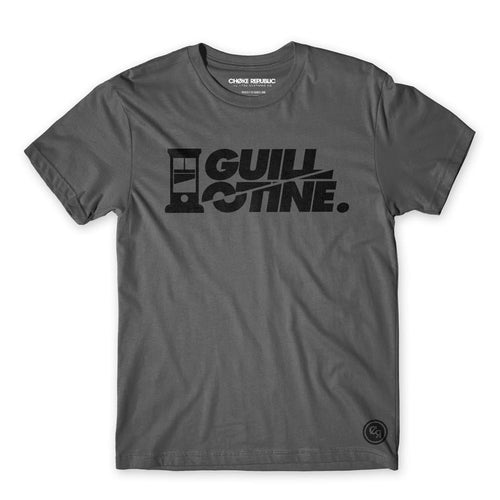 Guillotine T-Shirt - Gray