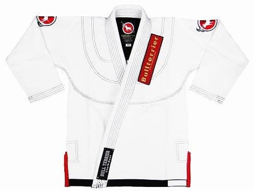 Kimono BJJ (Gi) BULLTERRIER KIDS Ultra Light SP- Blanco