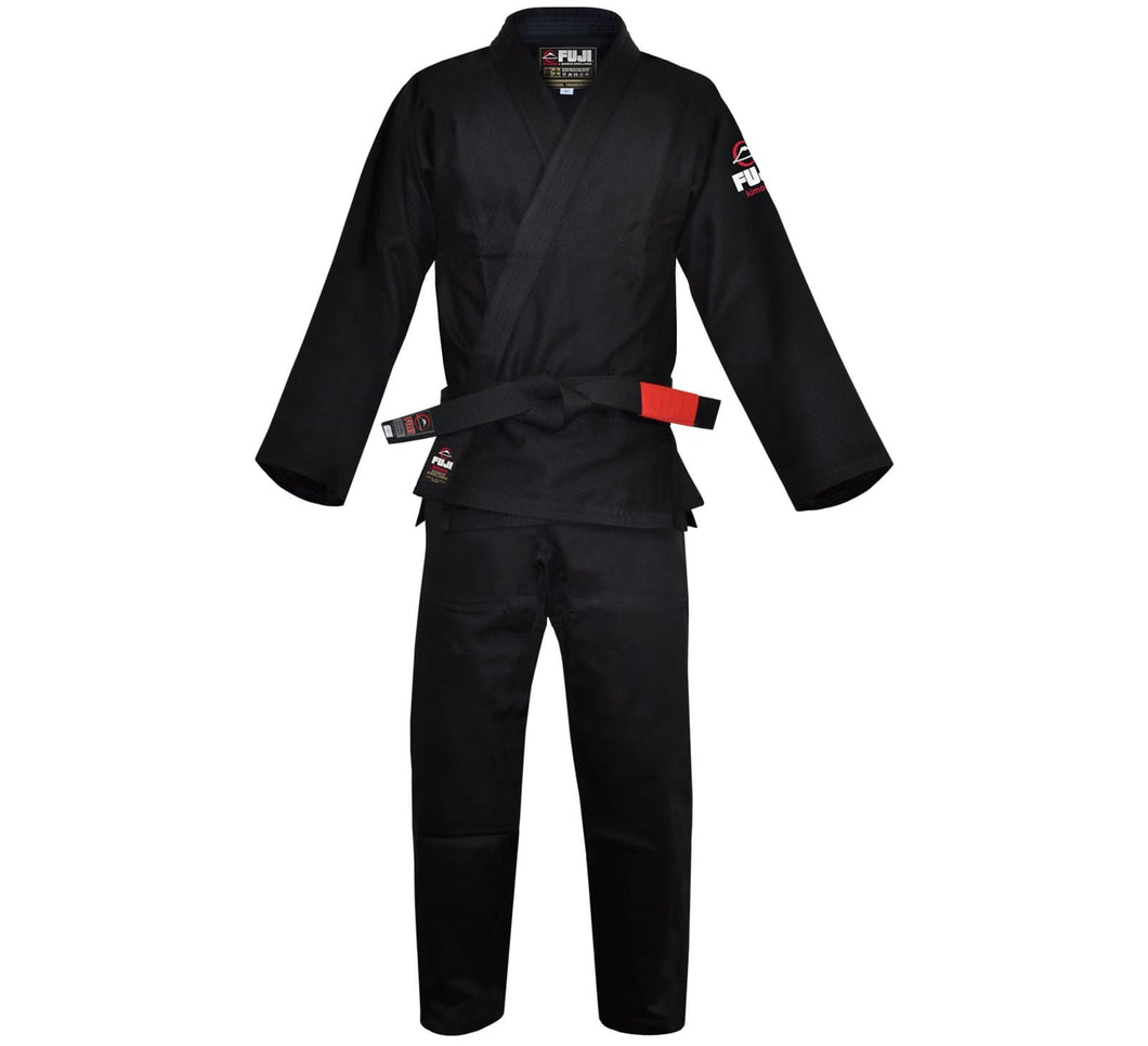 Kimono BJJ (Gi) Fuji All Around - Preto