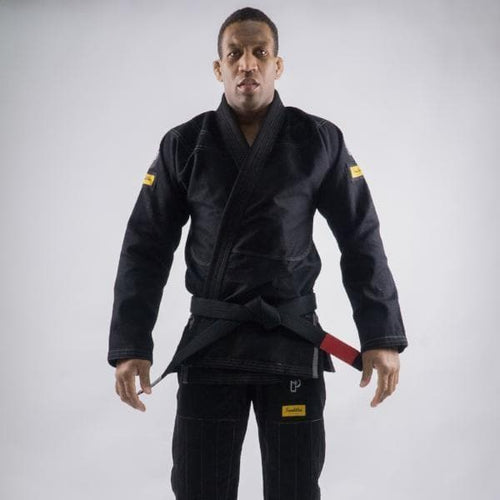 Kimono BJJ (Gi) Progress Foundation- Negro