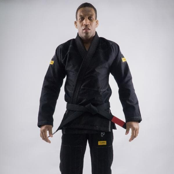 Progress Kimono Foundation- Noir - StockBJJ