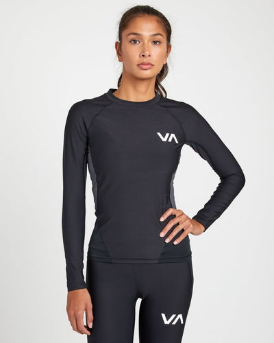 Rashguard VA Sport- long sleeve compression shirt for women