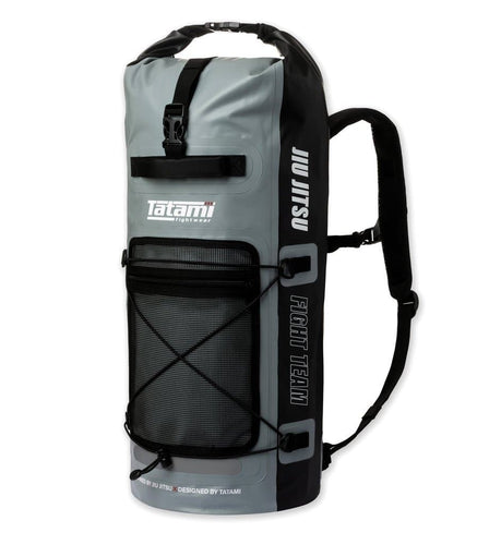 Tatami Dry Tech Gear Bag- Gris y Negro