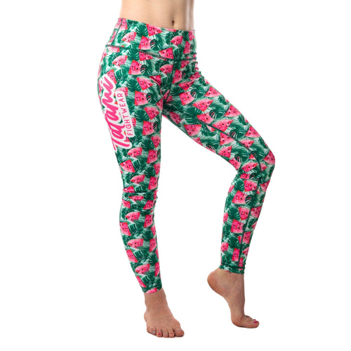 Tatami Ladies Watermelon Leggings