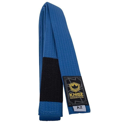 Kingz de Luxe Competition Belts - Blue