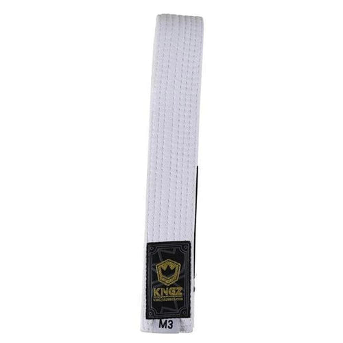 Kingz Kids Belts - White