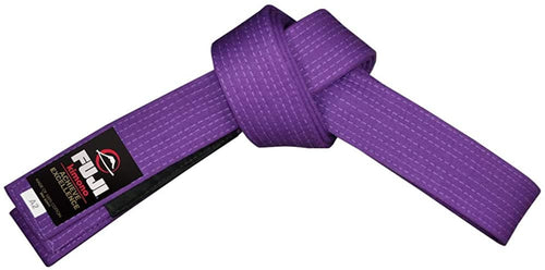 Fuji BJJ Adult Belts - Purple