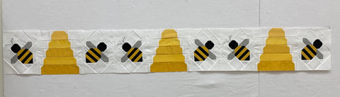 March Saturday Sampler - Bees & Beehives