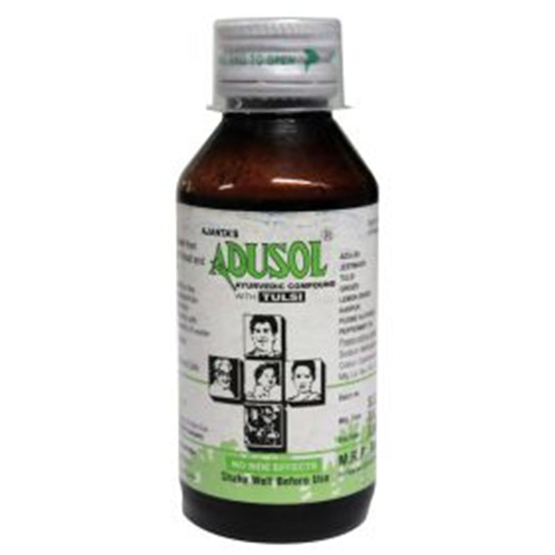 Adusol Cold and Cough Syrup