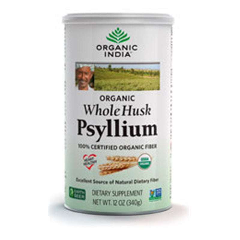 Organic  India Psyllium Husk Powder