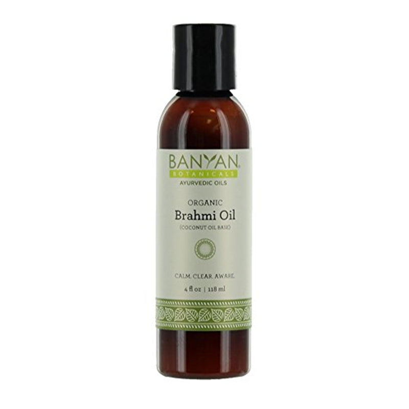 Brahmi Oil,organic (Coconut base)