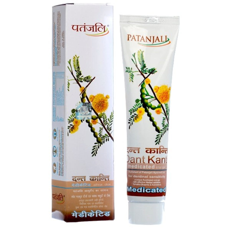 Dant Kanti Toothpaste Medicated Oral Gel