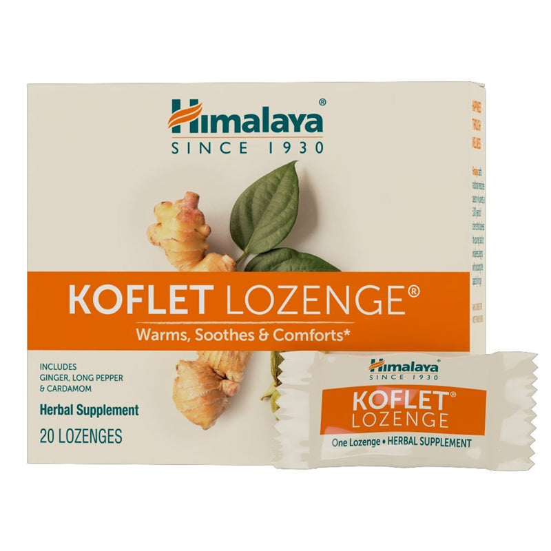 Koflet Lozenge (Warms, Soothes and Comforts)